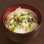 炭火焼ごっつり - 料理写真:八戸せんべい汁