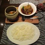 紅花グリル - 【限定10食】スコッチエッグ&ミニココット 1620円