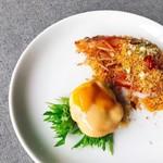 星期菜 - 海老のマンゴマヨネーズソースと海老のスパイシーパウダー炒め