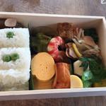 京趣味 菱岩 - お弁当