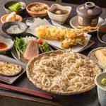 手打ち蕎麦と酒 佳蕎庵 - 3500円コース