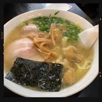 こうや麺房 - 雲呑麺 880円