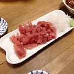 酒津屋 - マグロ刺 430円
