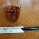 福香門 - ドリンク写真:テーブルセット