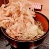 そば庄 - 料理写真:天ぷらそば 400円