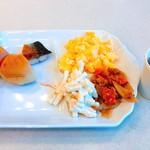 東横INN  - 料理写真:2019年4月 控え目な朝食