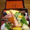 江戸前 京寿司 - 料理写真:特上「ちらし」