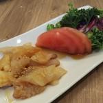 105564022 - クラゲの冷菜 黒酢ソース