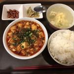 105564499 - 麻婆豆腐 ¥680-