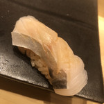 105567487 - エボ鯛。桜チップのスモーク