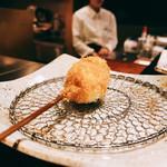 串揚げとワイン Ohana - ○大根のコトコト煮様
