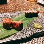 串揚げとワイン Ohana - イチボ&シャトブリ様ww
