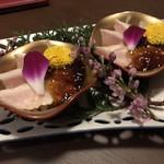個室夜景&クラフトビール 蒼天 - 鶏胸肉ぽん酢ジュレ