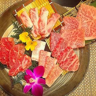 """大淀屋でブランド牛""""神戸牛""""が食べれます♪"""