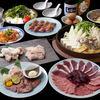 かのう屋 - 料理写真:あごだしすき鍋コースは3500円。大変お得です。