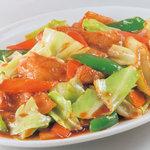 中華東秀 - 回鍋肉