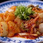 かのう屋 - 大阪はまつもとさんの白菜キムチとカクテキ
