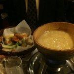 ちーず亭 - チーズフォンデュ