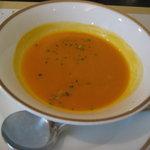 10557605 - かぼちゃとトマトのスープ