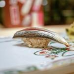 さえき - 料理写真:☆コハダ