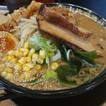 らーめん源之丞 - 料理写真:ご馳走味噌ラーメン