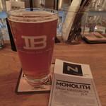 クラフトビアバル IBREW - 奈良醸造/MONOLITH