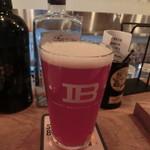 クラフトビアバル IBREW - 京都醸造/夕焼けの雫