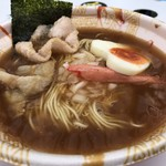 麺屋わっしょい - 料理写真:北海道花咲蟹味噌ラーメン
