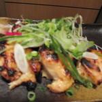 koshitsuizakayatorijuubee - 鶏むね肉の西京焼き