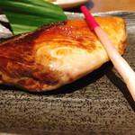 蕎喜 - ブリ照り焼