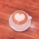 ネイバーフッドアンドコーヒー - ドリンク写真: