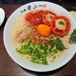 らぁ麺 芳山 - 料理写真:限定B