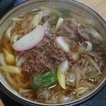 105598353 - 肉うどん(税込750円)