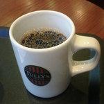 タリーズコーヒー - (2009/1訪問)本日のコーヒー(スマトラリントン) ショート ¥290