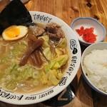 神山のラーメン居酒屋どちらいか - 料理写真: