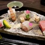 日本料理 まめぞう - 料理写真:お刺身