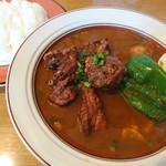 スープカレー店 34 - 料理写真:ジャンギカレー(980円)