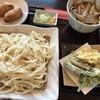 麦の香 - 料理写真:肉汁うどん660円に麦の香セット290円プラス 野菜天と稲荷を付けました