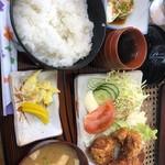 Airisu - 唐揚げ定食