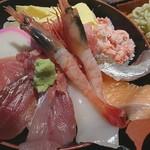 旬彩創和ぜんてい - 海鮮ちらし丼