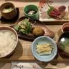 たいしょう - 料理写真:旬のお刺身膳