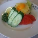 栄寿亭 - ポテトサラダ 330円
