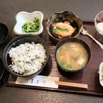 ままや - 菜めし田楽御膳 1500円