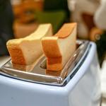 セントル ザ・ベーカリー - トースターでセルフで焼きます。