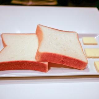 セントル ザ・ベーカリー - 料理写真:■セントル トースト バター食べ比べセット 2種 1000円