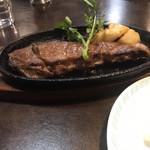 ステーキハウス 武蔵野 - 料理写真:この肉…