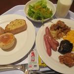 ホテルクラビーサッポロ - 料理写真: