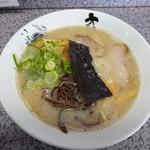 大龍ラーメン - 並ラーメン 600円