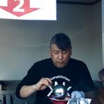 105630029 - 金田店主(中華蕎麦とみ田 富田治presents 最強ラーメン祭)
