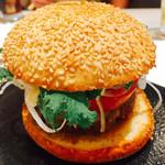 nikushouiyasaka - ハンバーガー